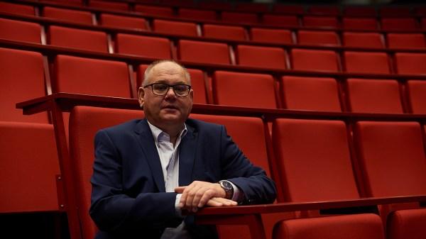 Per Østergaard Jacobsen, CBS, (PR-foto)