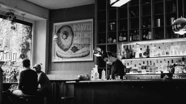 bar (Arkivfoto: Miikka Luotio)