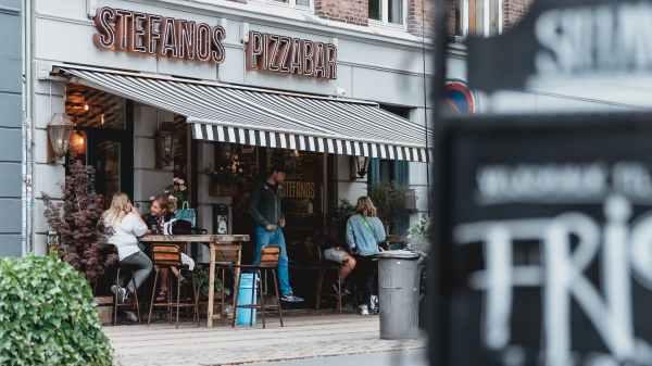 Pizzeria Nørrebro :Foto Febiyan