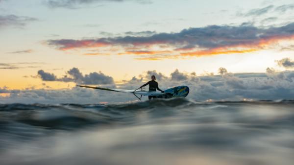 Windsurfing Rømø. (Arkivfoto: Mads Schmidt Rasmussen)