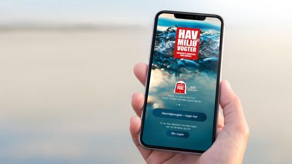 Ny app fra Havvogterne