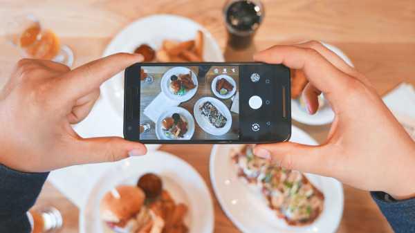Man spiser også med øjet (arkivfoto: Eaters Collective)