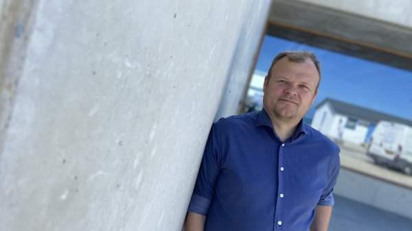 Esben Colding Broe (Foto: Lars Bo Axelholm)