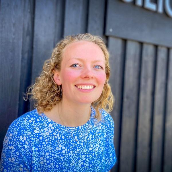 Iværksætter Maja Overgård sælger Hejcamp.dk til hollandsk bookingportal Campspace.com.(Foto: Lars Bo Axelholm)
