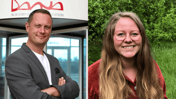Henrik Sølvbjerg Pahus og Maria Kjærgaard skriver i Ordet er dit