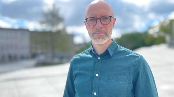 Jesper Pørksen, direktør, Dansk Cykelturisme