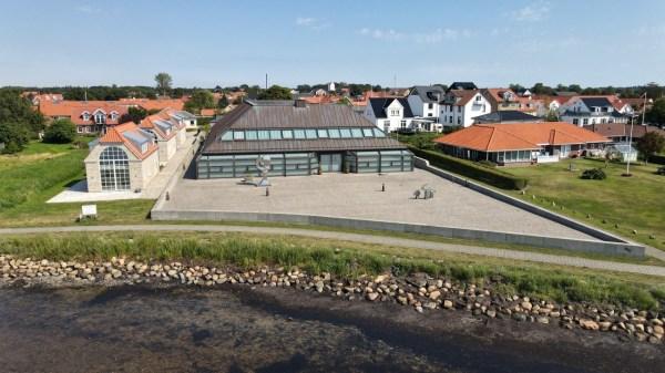 Sejlsportens Hus. (PR-foto)