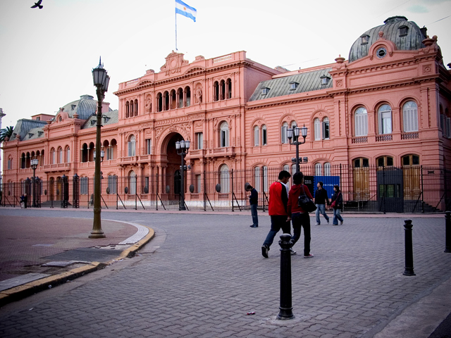 Casa Rosada  Buenos Aires  Argentina e Visita  Turismo  Cultura Mix