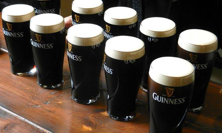 Cerveja na Irlanda