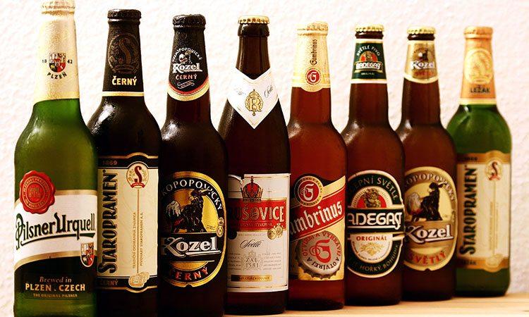 Cerveja na República Tcheca