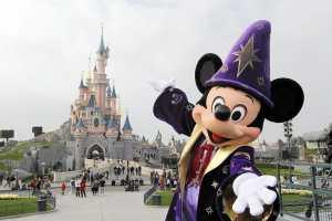 Visitar a Euro Disney