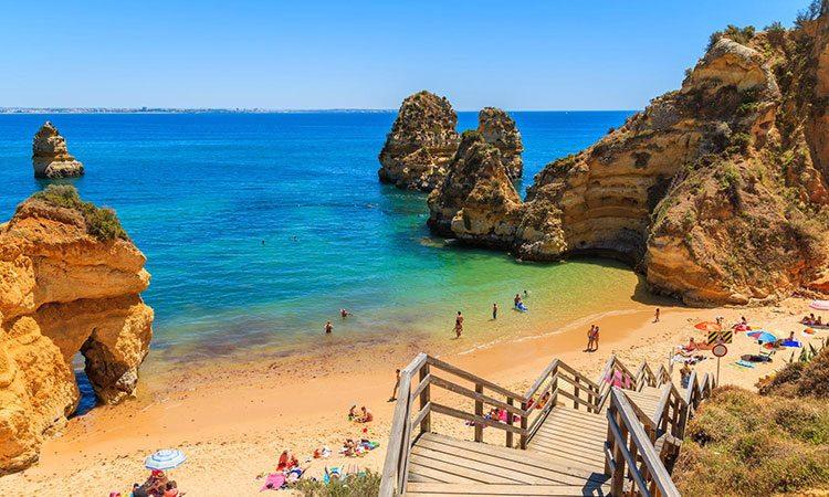 Visitar o Algarve