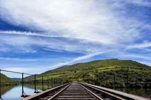 A viagem de trem mais longa do mundo