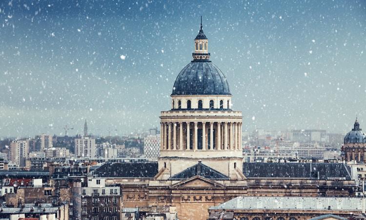 A melhor epoca do ano para viajar para paris