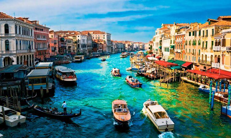 Como é o clima em Veneza