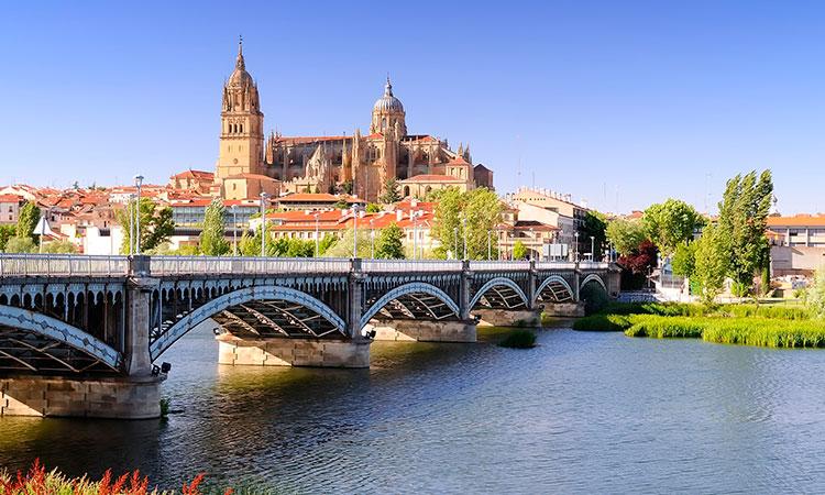 Salamanca, na Espanha
