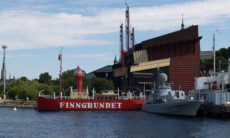 Vasamuseet na Suécia