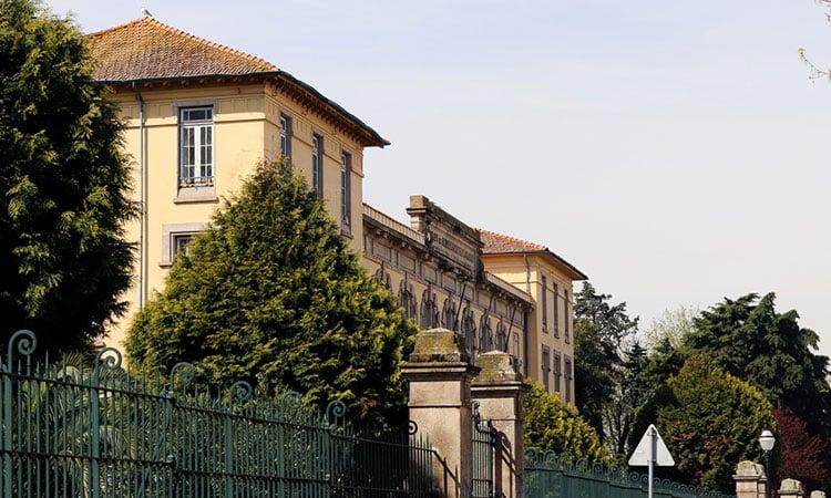 Casarões históricos no Porto