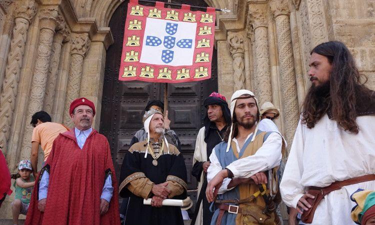 Feira medieval de Coimbra