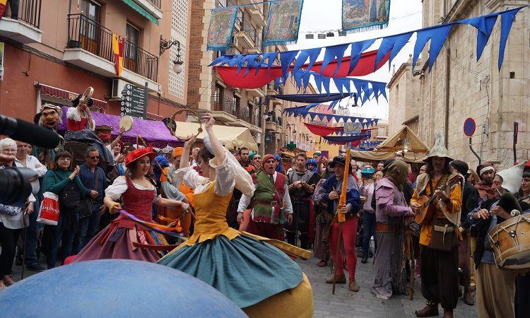Feira medieval Espanha
