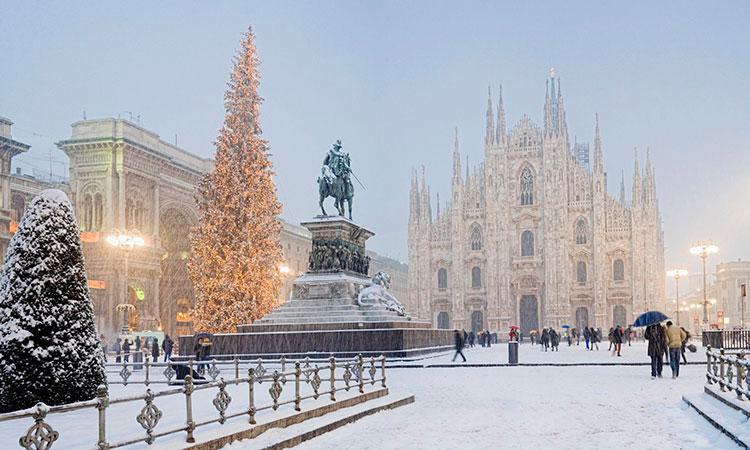 O que fazer em Milão no frio
