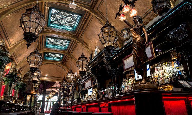 Café em Seine em Dublin