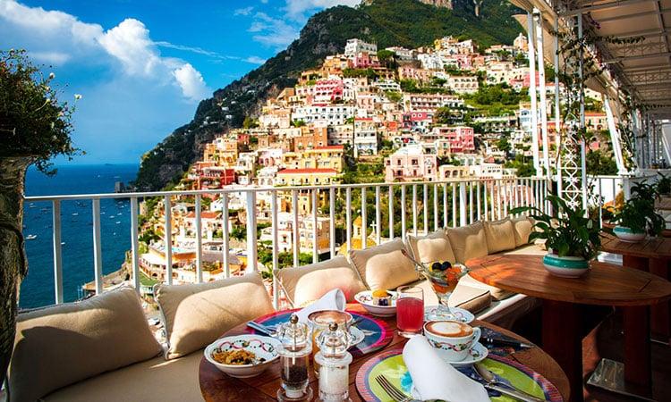 Hotel la Ancora na Costa Amalfitana