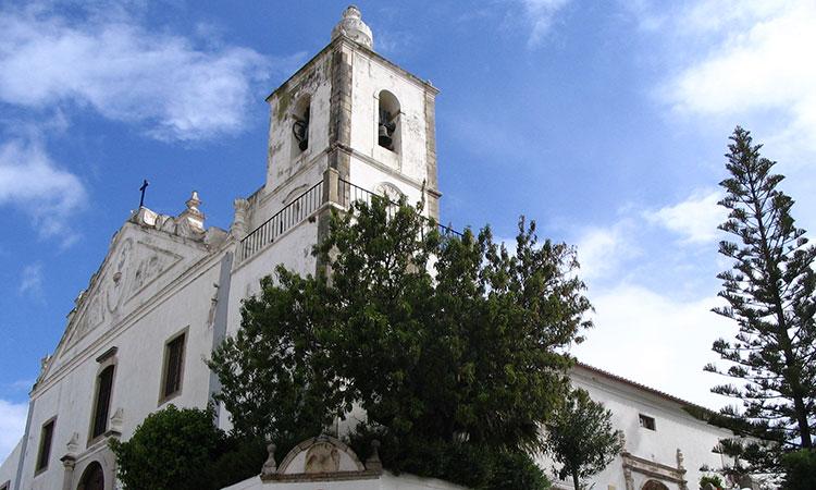 Igreja de São Sebastião em Lagos
