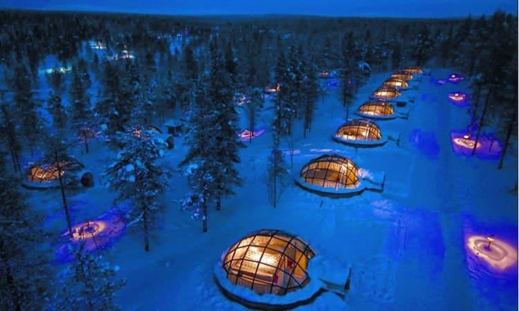 kakslauttanen_arctic_resort