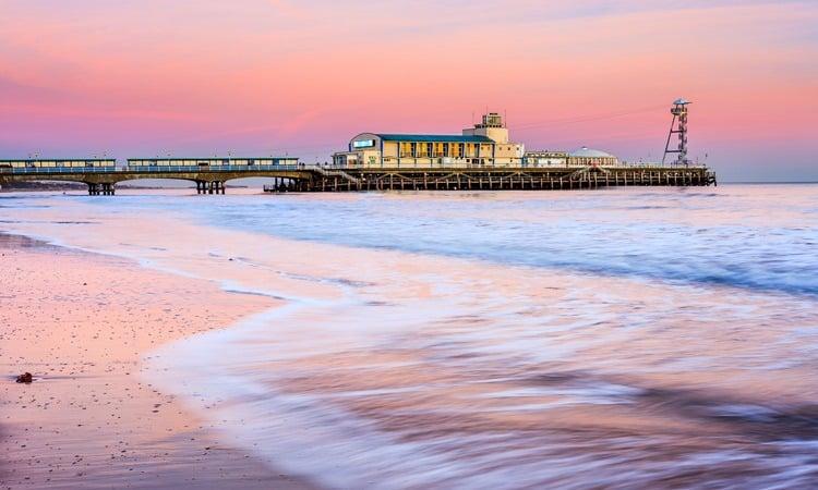 bournemouth, praias na inglaterra