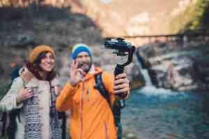 vlogs de viagem