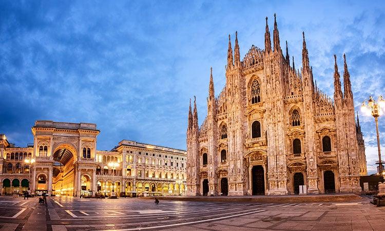 cidades italianas mais bonitas milao