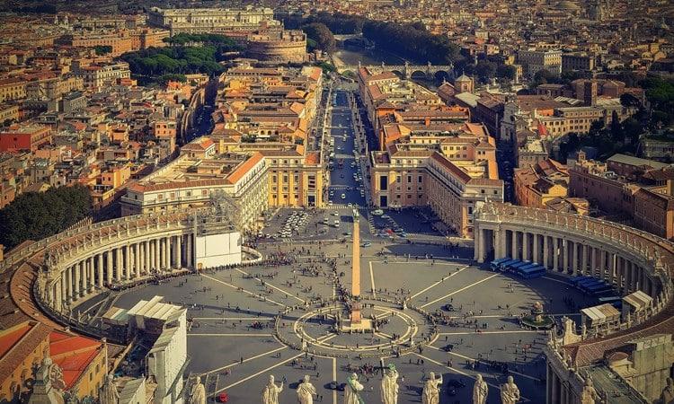 missa do papa no vaticano historia do vaticano