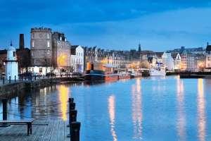 pontos turisticos na escocia