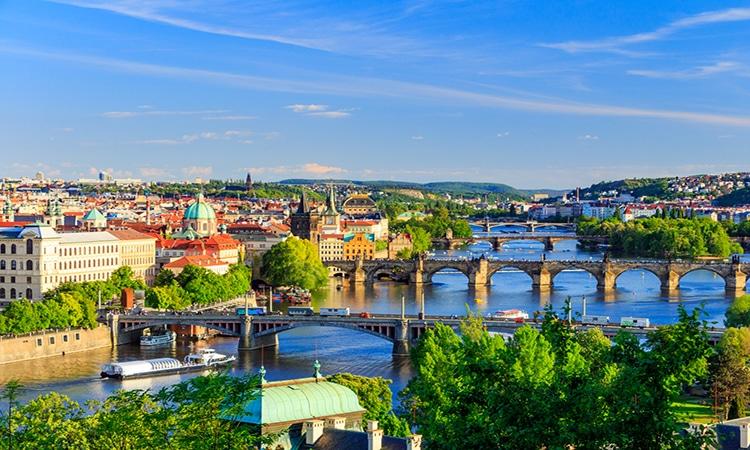 Praga na República Tcheca