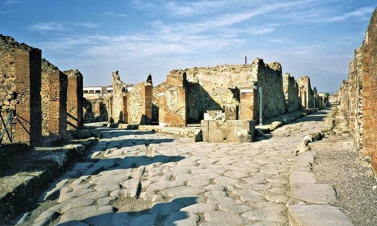 ruinas de pompeia