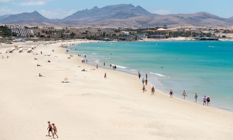 fuerteventura praia