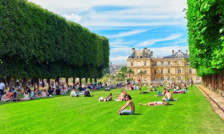 o que fazer no jardim de luxemburgo