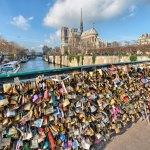 Ponte dos cadeados: saiba tudo sobre o ponto turístico de Paris