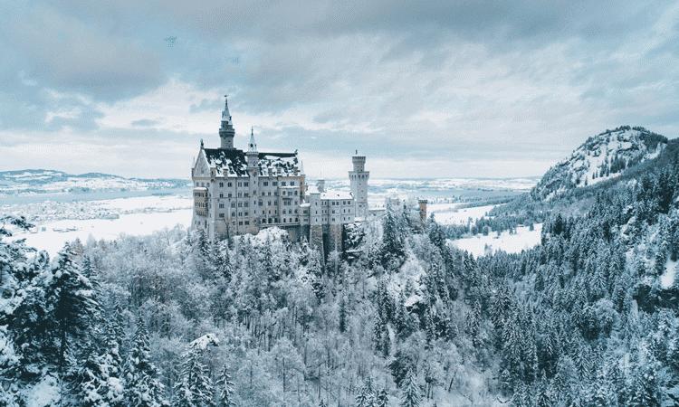Como chegar até Castelo de Neuschwanstein