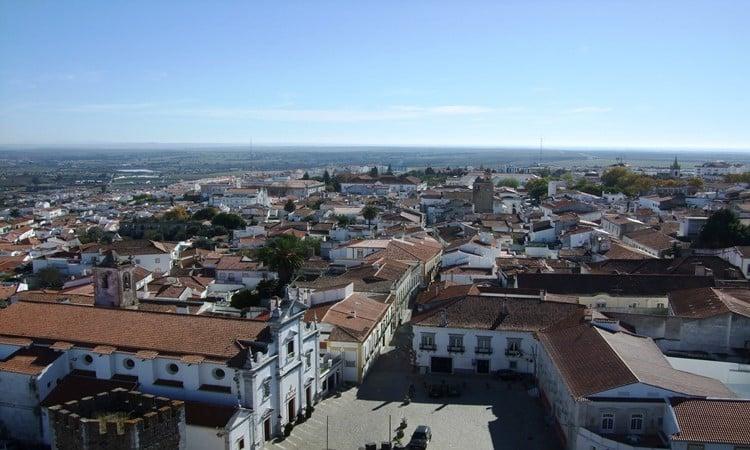 alentejo em portugal beja