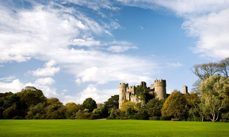 castelos, pontos turisticos da irlanda