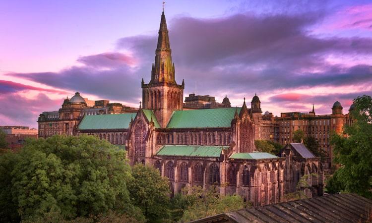 catedral de glasgow na escocia