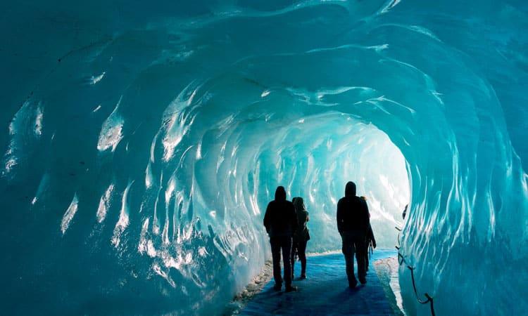 la mer de glace, belezas naturais na franca