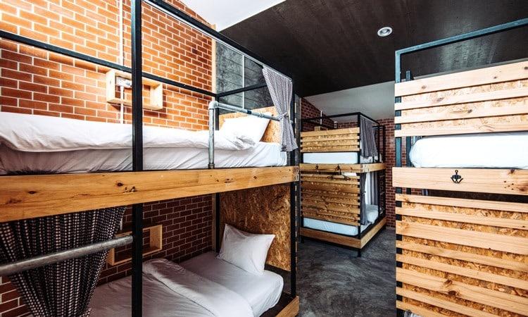 mais criativos hostels em barcelona