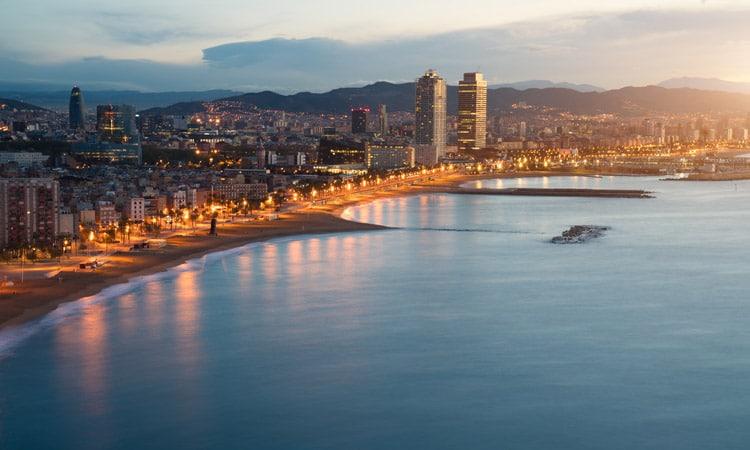 bogattel praias de barcelona