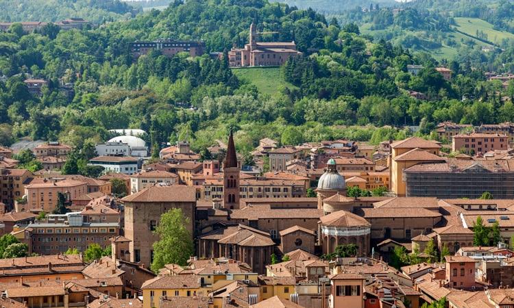 cidades mais visitadas da italia bolonha