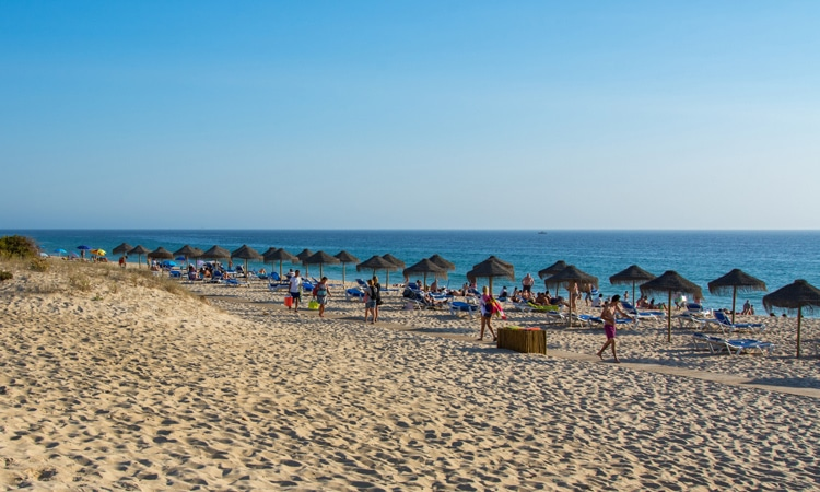como chegar na praia da comporta em portugal
