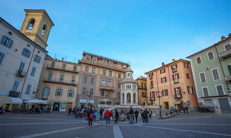 o que fazer em alessandria na italia