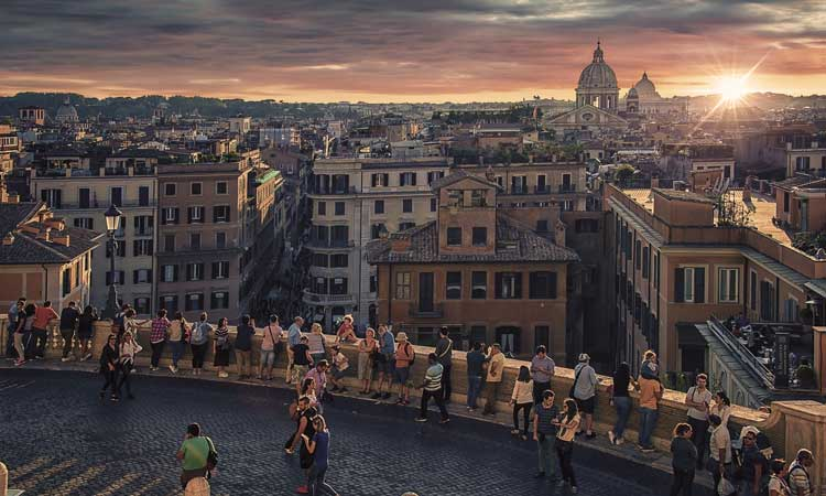 onde de hospedar em roma